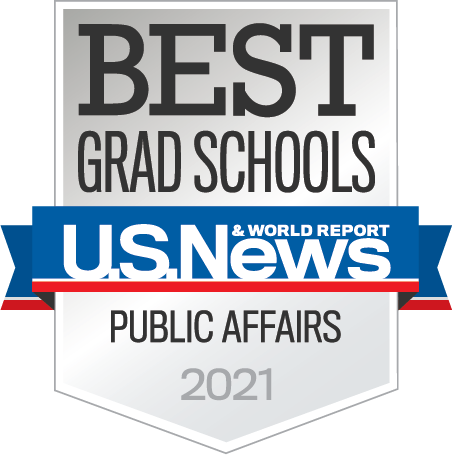 U.S. News & World Report consistently ranks Heller among among the nation's top graduate schools of public affairs.