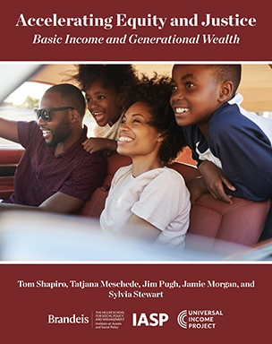 Cover of Accelerating Equity and Justice Report