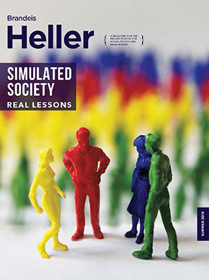Summer 2018 Heller Magazine cover