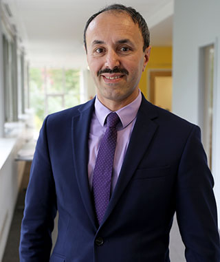 Ilhom Akobirshoev, PhD'15, Senior Scientist