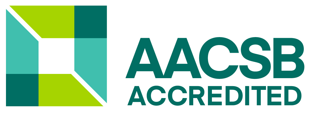 AACSB-accredited, go to website