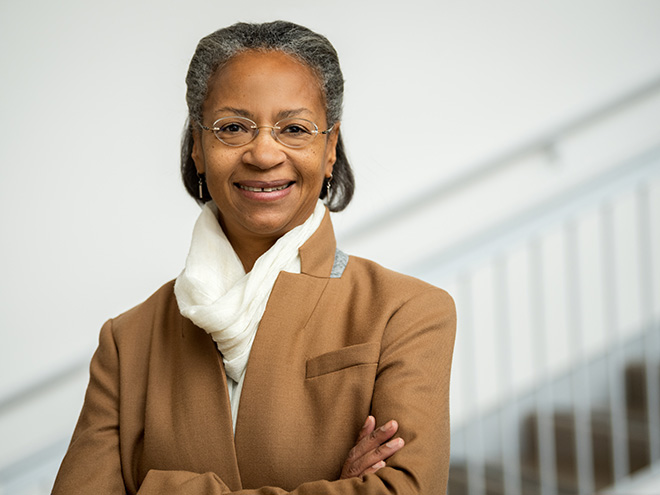 Maria Madison, associate dean for equity, inclusion and diversity