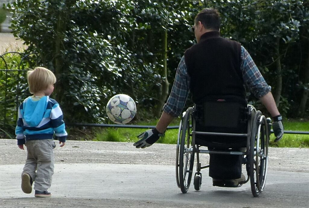 Things That Special Needs Parents Never Take For Granted ...   Mothers With Disabilities