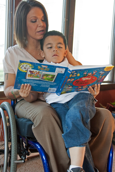 Information Sheets - National Research Center for Parents ...   Mothers With Disabilities